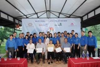 Đoàn Thanh niên Ngân hàng Trung ương hướng về Côn Đảo