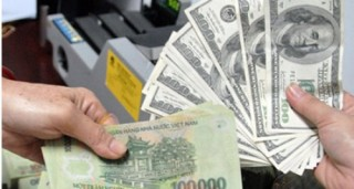Giá USD ngân hàng vẫn phổ biến trong khoảng 21.840-21.850 đồng/USD