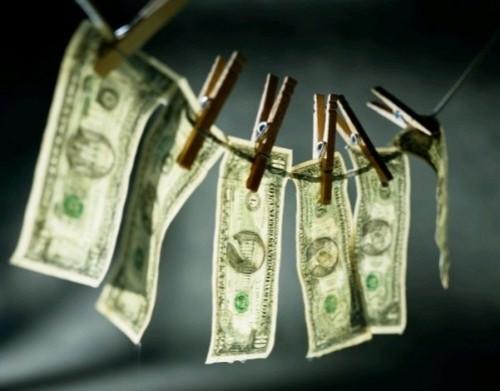 Cảnh báo nạn rửa tiền