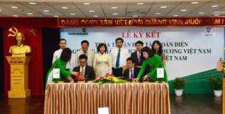 Vietcombank và Vinatex ký thỏa thuận hợp tác toàn diện