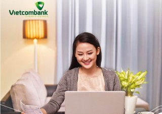 """""""Thanh toán tiền điện - Vừa tiện vừa vui"""" cùng Vietcombank"""