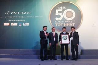 Bảo Việt nằm trong Top 50 DN niêm yết tốt nhất Việt Nam