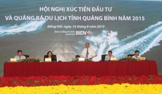 BIDV thu xếp vốn cho nhiều dự án tại Quảng Bình