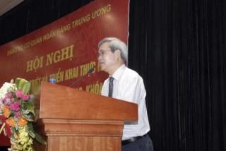 Đảng bộ Cơ quan NHTW đổi mới, nâng cao chất lượng, hiệu quả công tác chính trị tư tưởng