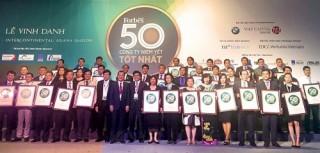 Vietcombank 3 năm liên tiếp lọt TOP 50 công ty niêm yết tốt nhất Việt Nam