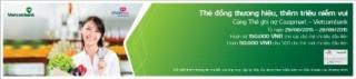 Ưu đãi đặc biệt dành cho chủ thẻ Đồng thương hiệu Co.opmart - Vietcombank
