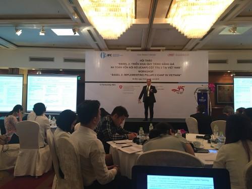 IFC giúp hệ thống ngân hàng Việt Nam phát triển bền vững