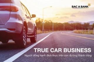 Vay mua ô tô - giải pháp tối ưu cho doanh nghiệp