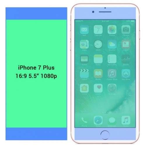 iPhone 8 có thể có màn hình lên tới 6,5 inch