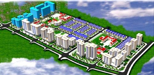 Hà Nội điều chỉnh tổng thể quy hoạch chi tiết Khu đô thị mới Hoàng Văn Thụ