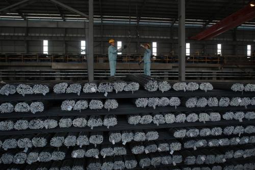 Hơn 200.000 tấn thép Hòa Phát được tiêu thụ trong tháng 7