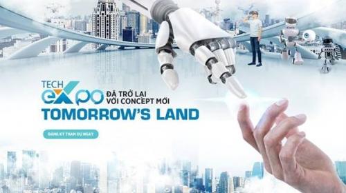 Tech Expo 2017 – Vùng đất tương lai