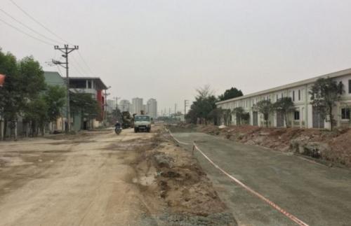 Hà Nội điều chỉnh nhiều hạng mục dự án xây dựng đường Lại Yên - An Khánh