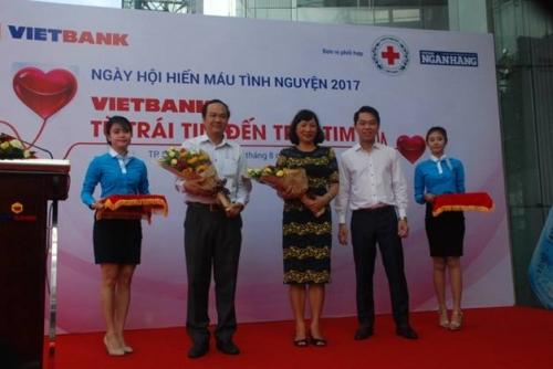 Vietbank và Thời báo Ngân hàng đồng hành tổ chức hiến máu nhân đạo