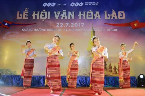 Lễ hội văn hóa Ấn Độ tại FLC Sầm Sơn