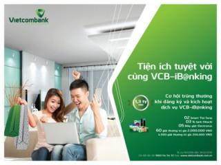 Vietcombank thay đổi nhận diện thương hiệu ví điện tử Toppa
