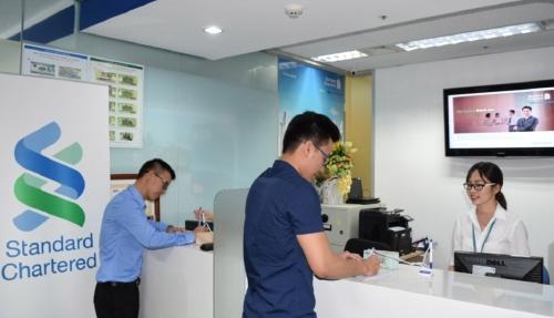 Standard Chartered: Ngân hàng lưu ký phụ tốt nhất Việt Nam
