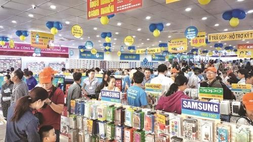Nhà bán lẻ nội tăng hiện diện ở tỉnh