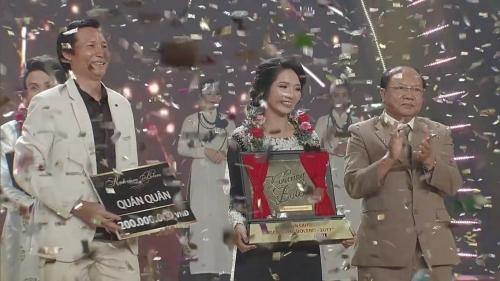 """Đạo diễn Ngọc Duyên là quán quân chương trình """"Kịch cùng Bolero"""" 2017"""