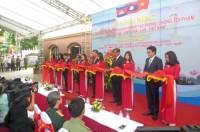 """Triển lãm """"Quan hệ hữu nghị, hợp tác Công an Việt Nam - Lào - Campuchia"""""""