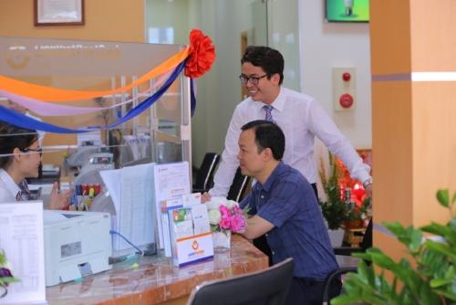 LienVietPostBank mở rộng hiện diện trên địa bàn Hà Nội