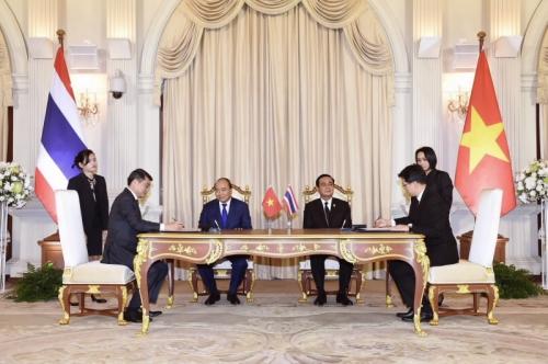 Tăng cường, mở rộng hợp tác giữa NHTW hai nước Việt Nam - Thái Lan
