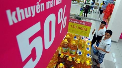 Tháng khuyến mại: Cơ hội để DN tiêu thụ hàng hóa