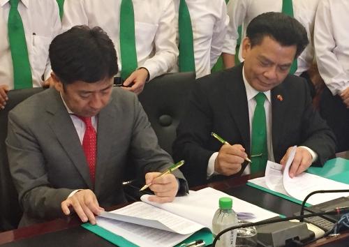 Tập đoàn Mai Linh ký kết hợp tác với Tập đoàn Willer