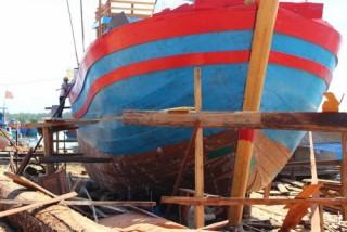 Sacombank cho vay tối đa 70% giá trị đầu tư tàu thuyền