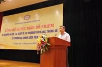 NHNN công bố Quyết định bổ nhiệm lãnh đạo Vụ