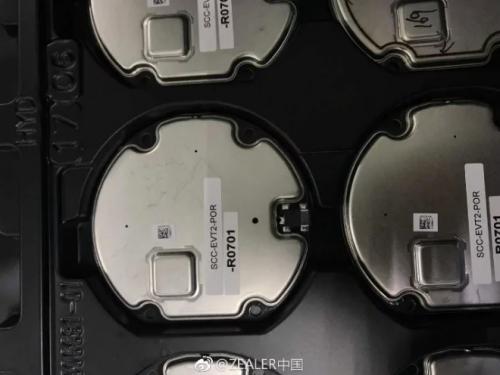 Ảnh linh kiện rò rỉ chứng tỏ iPhone 8 sẽ có sạc không dây