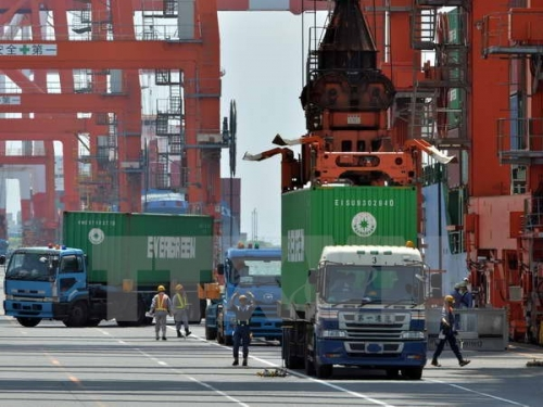 TP.HCM: Xuất khẩu tháng 7 tăng 5,3%