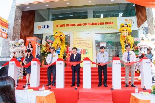 Khai trương SHB chi nhánh Bình Thuận