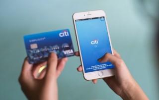 Citi có lượng khách hàng mới đăng ký giao dịch ngân hàng di động tăng trưởng nhanh