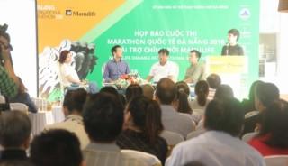 Manulife tài trợ cuộc thi Marathon quốc tế Đà Nẵng