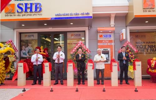 SHB khai trương chi nhánh Vĩnh Long