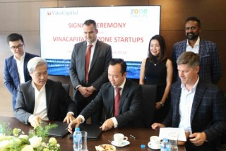 VinaCapital tham gia sáng lập Zone Startups Việt Nam