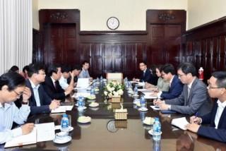NHNN Việt Nam và Shinhan Bank tăng cường hợp tác