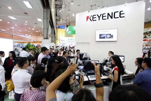 """""""Vietnam Manufacturing Expo 2018"""" quy tụ hơn 200 thương hiệu lớn"""