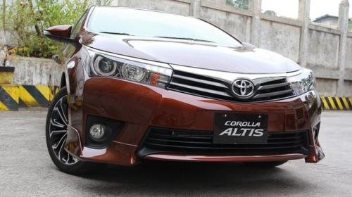 Toyota Việt Nam triệu hồi gần 12.000 xe Vios, Altis và Yaris do lỗi túi khí