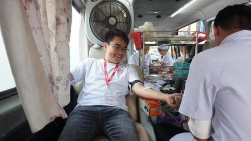 HD SAISON đóng góp hơn 500 đơn vị máu