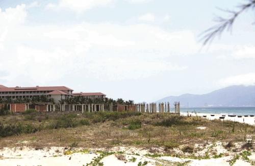 Đà Nẵng: Thu hồi đất để mở lối xuống biển