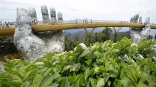 Cầu Vàng nằm Top 100 điểm đến tuyệt vời nhất thế giới
