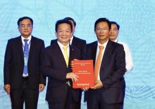 SHB cấp gói tín dụng gần 700 tỷ đồng cho dự án Sân Golf Bảo Ninh