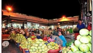 TP.HCM: Nghiêm cấm việc sơ chế hàng hóa trong nhà lồng chợ