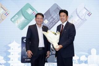 Ra mắt thẻ tín dụng quốc tế OCB – JCB