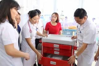 VinaCapital tài trợ chương trình cấp cứu Nhi Khoa tại Sơn La