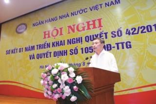 Thống đốc NHNN Lê Minh Hưng: Xử lý nợ xấu thực chất và nhanh hơn