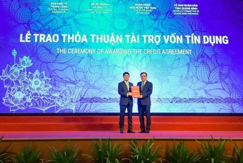 Vietcombank thu xếp vốn cho Nhiệt điện Quảng Trạch 1