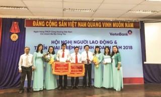 VietinBank Bà Rịa – Vũng Tàu: Khẳng định vị thế hàng đầu trên địa bàn